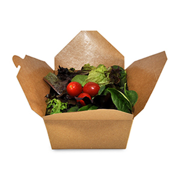 Takeout Food Containers & To-Go Boxes