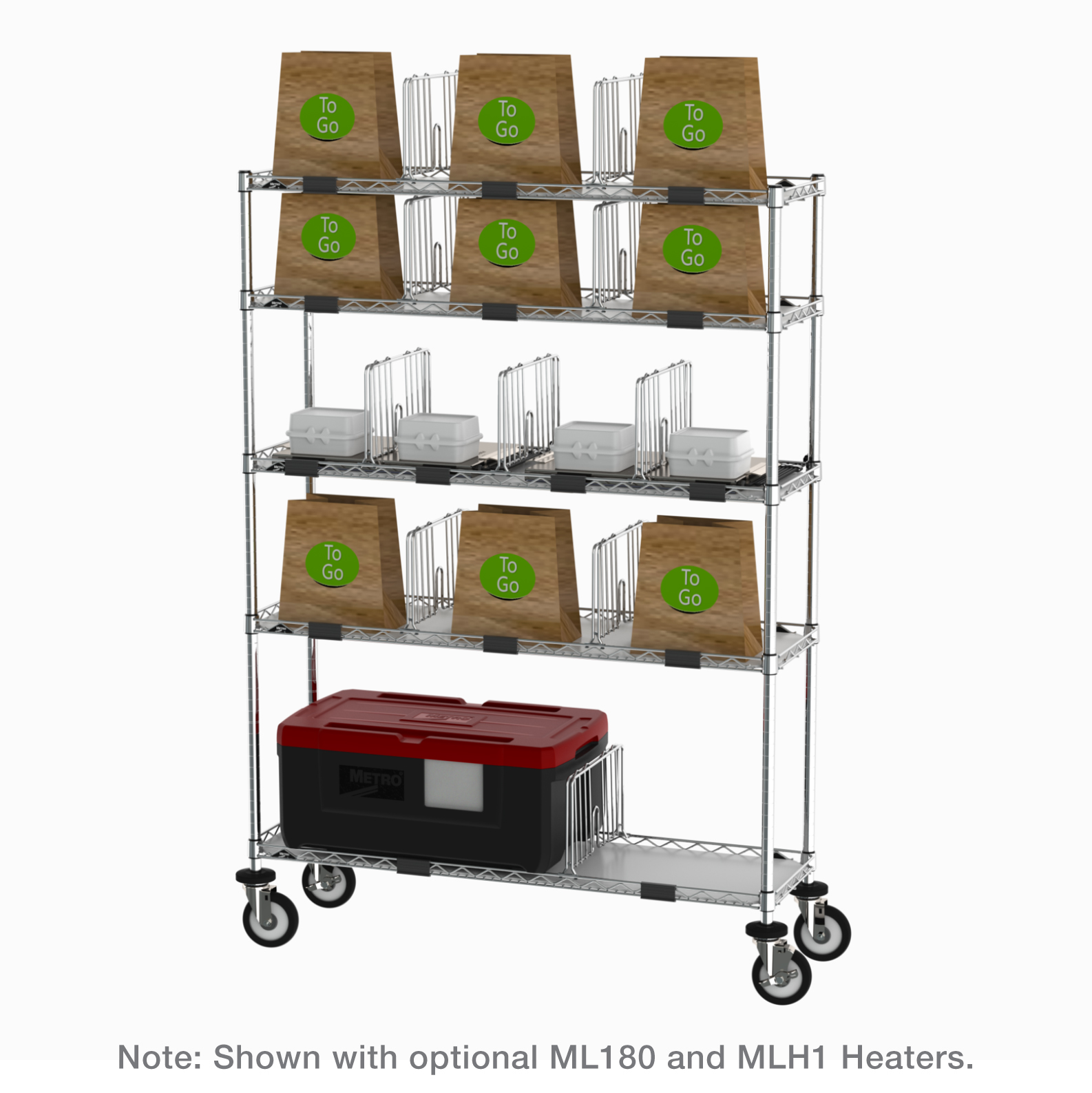 Order Pick-Up Stations