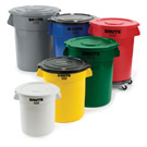 Brute Trash Cans & Accessories