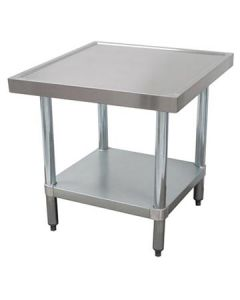 """Advance Tabco AG-MT-242-X 24"""" x 24"""" S/S Mixer Stand"""