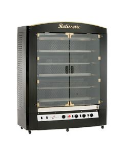 "Alto-Shaam AR-6G 63"" Gas Rotisserie Oven - 36 to 42 Chickens"