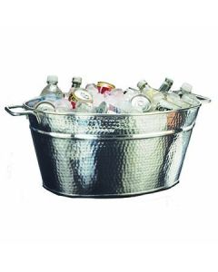 American Metalcraft HMDOB19149 Hammered Party Tub