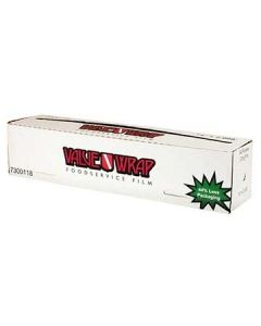 "Anchor Packaging ValueWrap 18"" x 2000' Food Wrap Film"