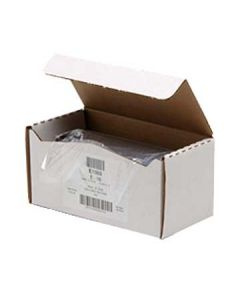 """Anchor Packaging E1565 Perforated Cling Wrap Sheets - 6""""x5"""""""