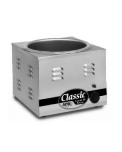 APW Wyott Classic Insulated Cooker/Server, electric, 11 qt round