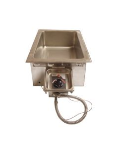 APW Wyott Insulated Multiple Hot Food Well, electric, 1 well, drain