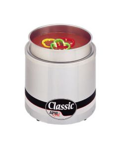 APW Wyott Classic Insulated Food Warmer, electric, 7 qt, pan not included