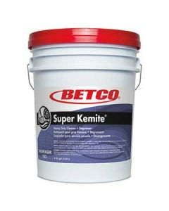 Betco 1030500 Super Kemite Heavy Duty Butyl Cleaner Degreaser - 5 Gal