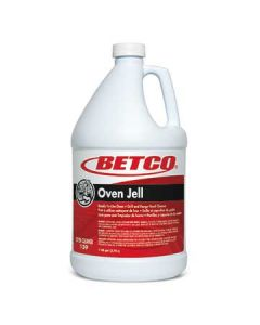 Betco 1390400 Oven Jell Ready-to-Use Oven, Grill & Hood Cleaner - Gal