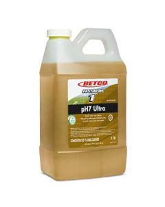 Betco 1784700 pH7 Ultra Neutral Floor Cleaner Concentrate - 2L FastDraw