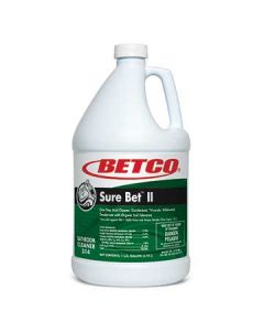 Betco 3140400 Sure Bet II Disinfectant Cleaner -1 Gallon Bottle