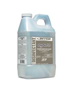 Betco 3824700 Oxyfect G Disinfectant Cleaner - 2L Fast Draw Bottle