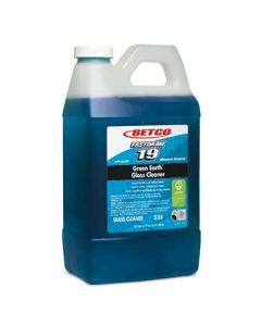 Betco 5354700 Green Earth Glass & Surface Cleaner - 2L FastDraw