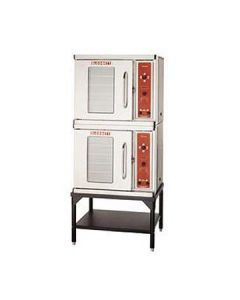 Blodgett CTB DBL Double Deck Electric Half Size Convection Oven