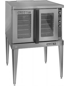 Blodgett MARK V-200 DBL Double Deck Bakery Electric Convection Oven