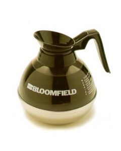 Bloomfield REG8890BL24 Unbreakable Decanter, black handle, 24 pack