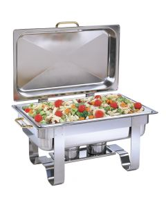 Boelter 8 Qt Deluxe Chafing Dish - Full Size