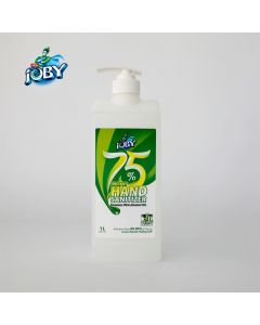 Joby IFS PPE-H32 Alcohol Based Hand Sanitizer- 1 Liter
