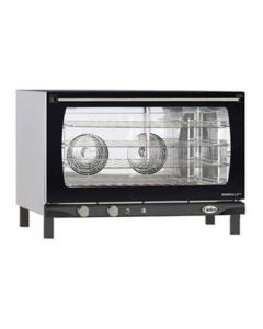 Cadco XAF-193 Chef Rosella Full Size Convection Oven w/Manual Controls