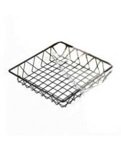 "Cal-Mil 12"" Square Wire Basket"