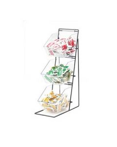 Cal-Mil 3 Tier Wire Frame Condiment Organizer