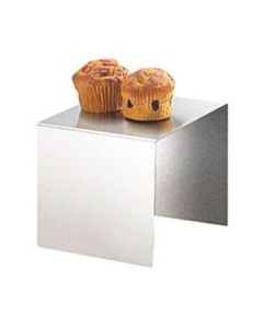Cal-Mil 7x7x6 Stainless Steel Riser