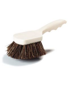 "Carlisle 3651300 Sparta 8-1/2"" Clean-Up Brush w/ Palmyra Bristles"