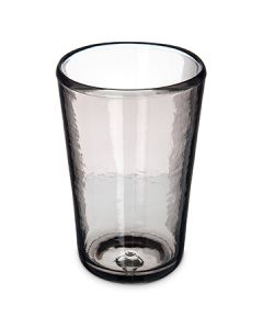 Carlisle MIN544218 Mingle 19 oz Smoke Gray Tritan High Ball Glass
