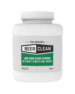 Diversey 990241 Beer Clean Low Suds Cleaner - 100 x 1/2oz packets