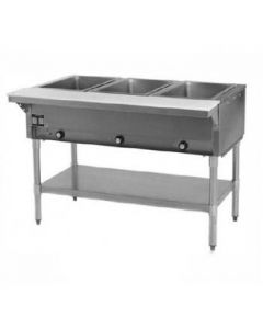 Eagle DHT3-120 3 Well Hot Food Table Electric, 120V