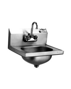 "Eagle HSA-10-F 19"" Wall Mount Hand Sink"