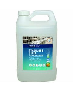 Earth Friendly PL9330/04 Stainless Steel Cleaner Soy 4/1 Gal