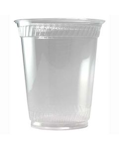 Fabri-Kal GC12S Greenware 12 oz Clear Plastic Cups