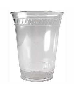 Fabri-Kal GC16S Greenware 16 oz Clear Plastic Cups