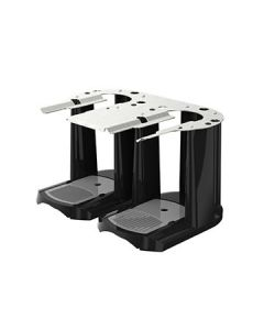 FETCO A148 Twin Serving Stand for LUXUS L4S-10