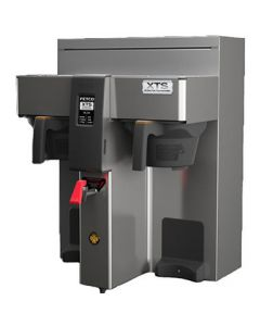 FETCO CBS-2132XTS Extractor Twin Coffee Brewer, 3L or 1Gal