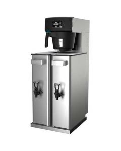 FETCO TBS-2121XTS Twin Iced Tea Brewer, 3.5 Gallon
