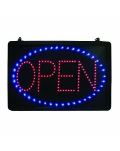 Focus LED-OPEN Lighted 'OPEN' Sign