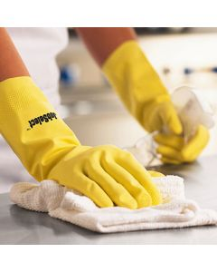 FoodHandler 1005-04 JobSelect Gen. Purpose Rubber Cleaning Gloves - XL