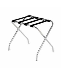 Forbes 801-SS Brushed Stainless Steel Luggage Rack without Back Bar