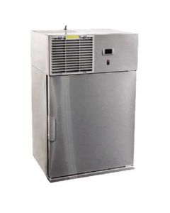 """Glastender WMR24S-R 24"""" Wall-Mounted Refrigerator w/Right Side Hinge"""