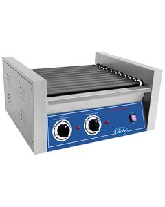 Globe RG30 30 Hot Dog Roller Grill - Chrome Rollers