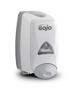 GOJO 5150-06 FMX-12 White Push-Style Foam Soap Dispenser