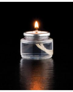 Hollowick HD8 Disposable 8 Hour Liquid Tealight Candle - Case Of 180