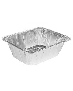 Handi-Foil 2014-50-100 1/2 Size Foil Steam Table Pan - Extra Deep
