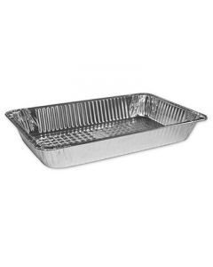 "Handi-Foil 2019-70-50 3-3/16"" Deep Full-Size Foil Steam Table Pan"