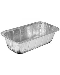 Handi-Foil 318-40-200 1/3 Size Foil Steam Table Pan - Deep
