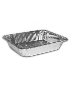 Handi-Foil 321-00-100 1/2 Size Foil Steam Table Pan - Deep