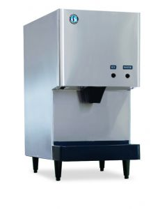 Hoshizaki DCM-270BAH Ice Maker/Dispenser Cube Style with Push Button