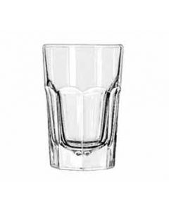 Libbey 15236 Gibraltar Hi-Ball Glass, 9 oz